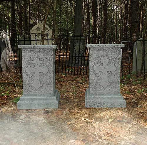 Evil Soul Studios Elevated Cross Pedestal Stands set