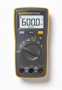 Fluke 107 Palm Sized Digital Multimeter