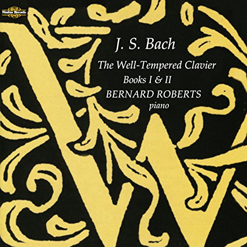 - Bach: The Well-Tempered Clavier Books I & II