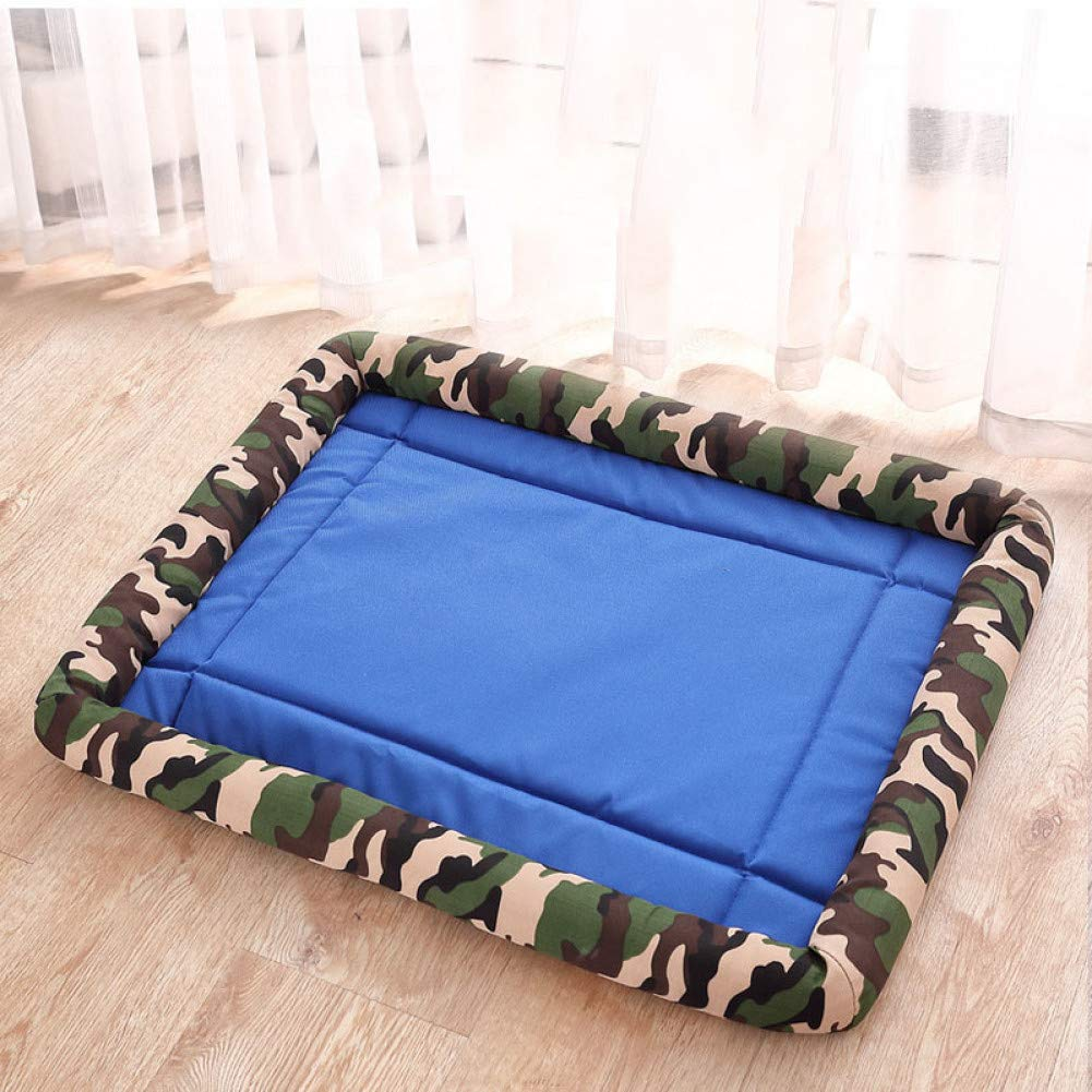 whiteo XL CZHCFF Waterproof pet dog bed breathable Oxford house design nest dog puppy kennel small medium for dogs