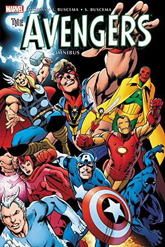The Avengers Omnibus Vol. 3 by Marvel (Image #1)
