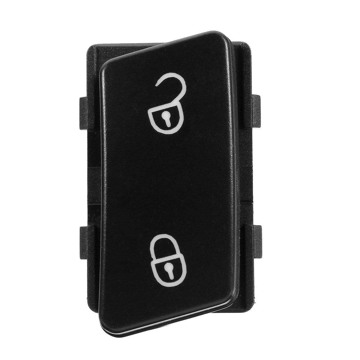 MONNY 1pcs Car Door Control Central Lock Unlock Switch Button Safety for Volkswagen VW/Touran 1TD 962 125C 1T0 962 125B