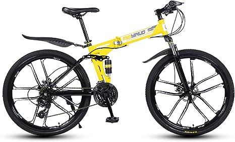 Liu Yu·casa creativa Bicicleta de montaña 3/6/10/30/40 Radio 21/24 ...