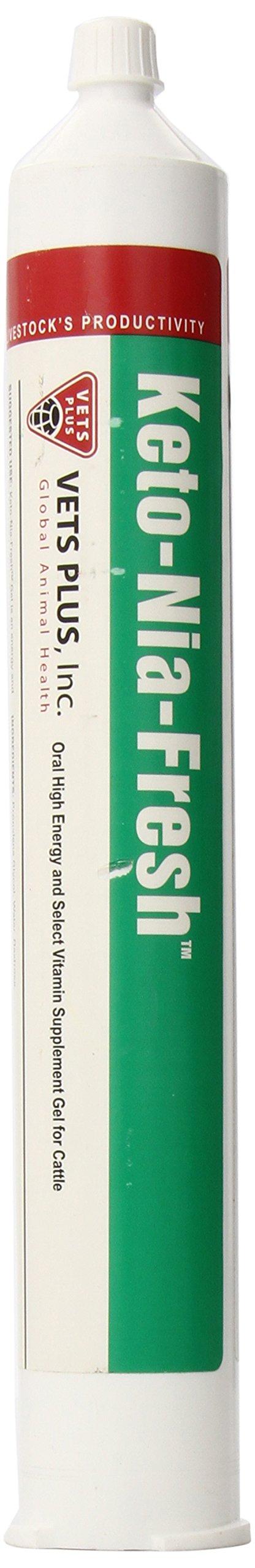 Vets Plus Keto-Nia Fresh Gel Horse Supplement, 300cc by Vet's Plus