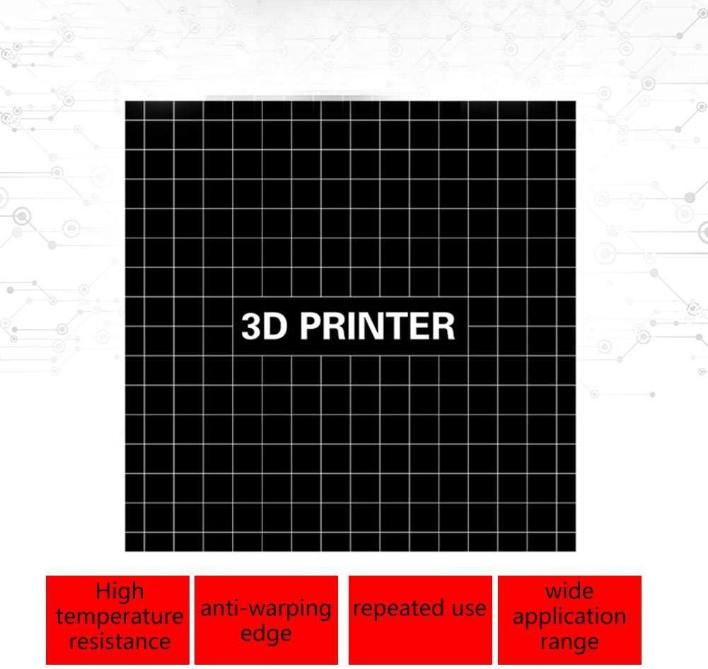 favourall Impresora 3D Pegatinas Construir Superficie para ...