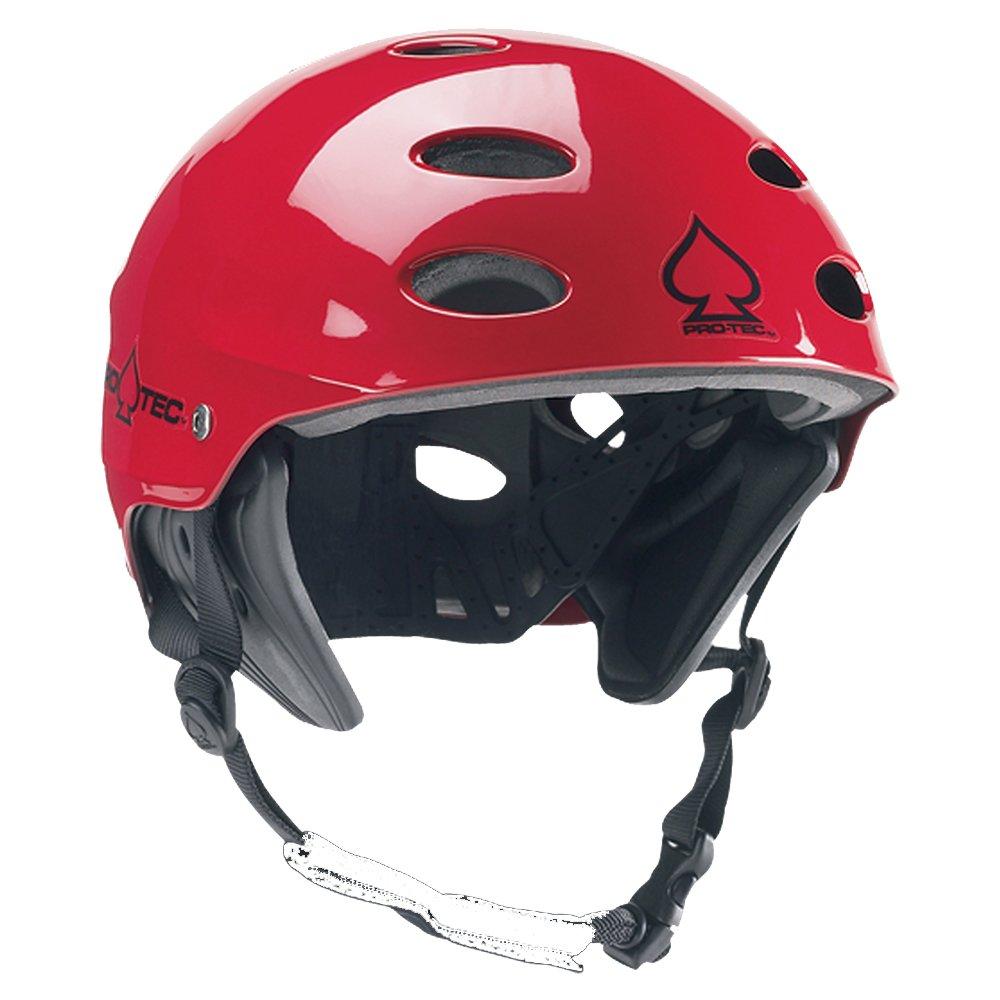 Protec Ace Wake Helmet Gloss Red M