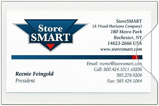 Amazon.com: storesmart – Business tarjeta sobres ...