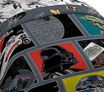 Star Wars Classic Reversible Full Comforter