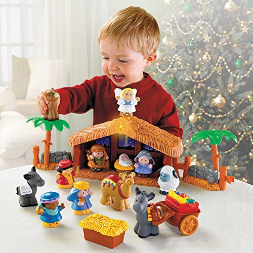 Pricing People: Fisher-Price Little People A Christmas Story