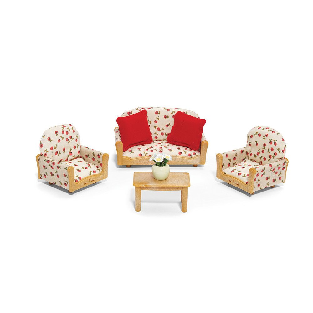 Calico Critters Living Room Suite International Playthings CC2922