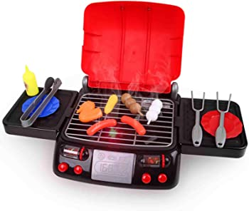 LBLA Safe And Convenient Grill Sets For Kids