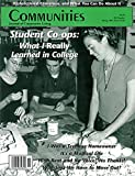 img - for Communities Magazine #110 (Spring 2001)   Student Housing Co-ops book / textbook / text book