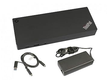 Lenovo USB-C/USB 3.0 replicador de Puertos Incl. 135W Cargador ...
