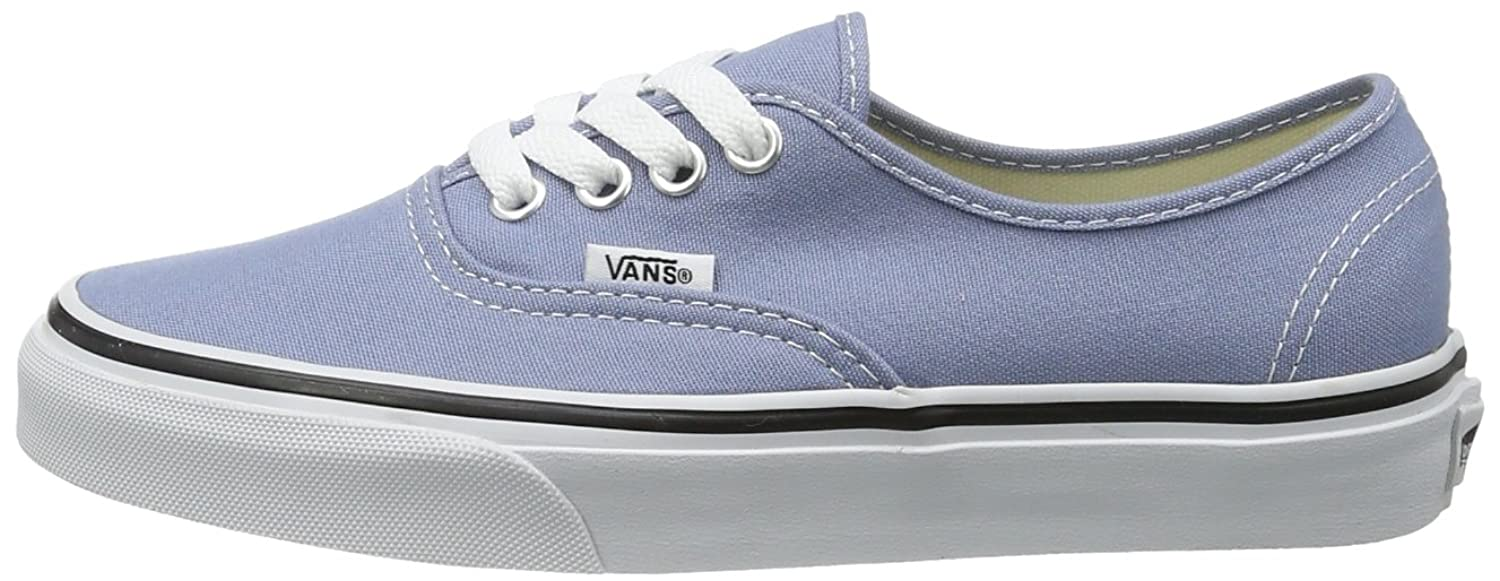 Vans U AUTHENTIC FADED DENIM/TRU Sneaker, Unisex Adulto, Blu (faded denim/tru), 46