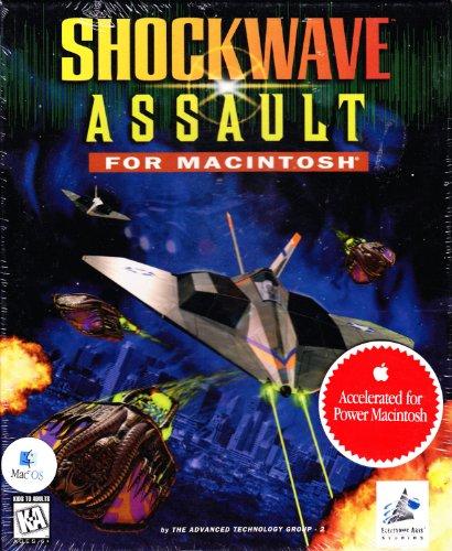 Shockwave Assault for Macintosh