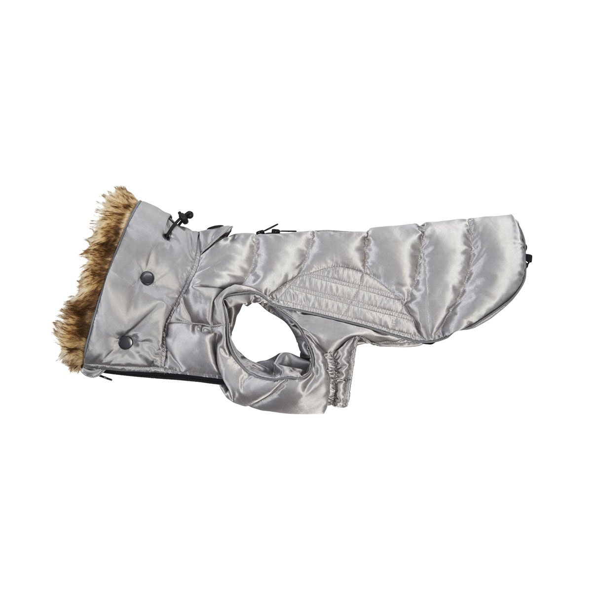 Kruuse Buster Active Winter Jacket, Paloma Grey, Small