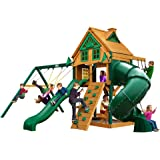 20 ft. Swing Set with Fort Add-On