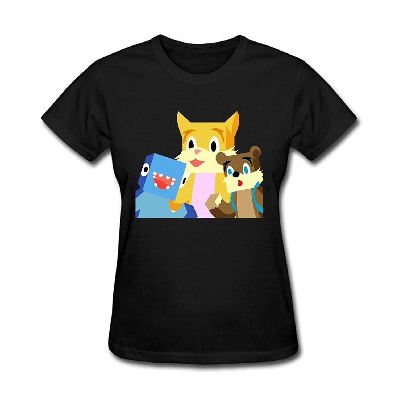 Robeni Generic Stampy Cat Iballisticsquid L For Lee X Design T Shirt 4737
