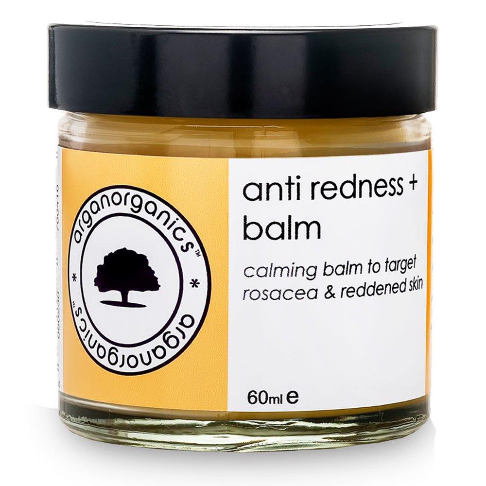 Anti Redness + Rosacea Balm argan organics RSB