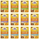 Wellness Healthy Indulgence Natural Grain Free Wet Cat Food Variety Pack, 3-Ounce Pouches (4) Morsels Chicken & Chicken Liver, (4) Morsels Turkey & Duck, (4) Morsels Chicken & Turkey (12 Pack Pouches) Review