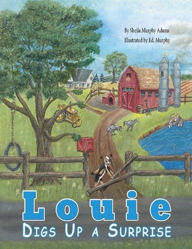 Louie Digs Up a Surprise