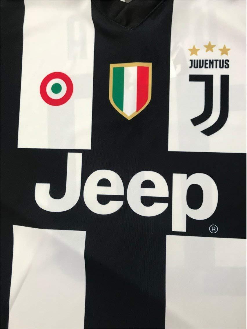 Leggere Note Adulto PerseoTrade Maglia Juventus Giorgio Chiellini 3 Replica Autorizzata 2018-2019 Bambino Taglie-Anni 2 4 6 8 10 12 S M L XL