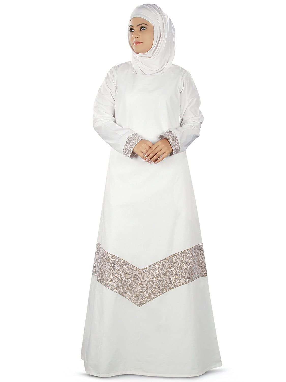 MyBatua Women's Samaira Hajj Prayer Abaya