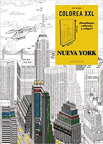 Amazon.in: Buy Coloea XXI Nueva York Book Online at Low Prices in ...