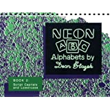 Neon ABC: Book 2 Script Capitals and Lower Case