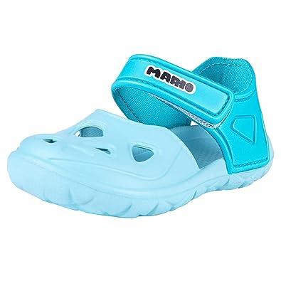Amazon.com: Toddler Lightweight Closed Toe Sandals ...