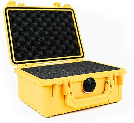 Peli 1150 Stoßfester Schutzkoffer Für Foto Und Kamera