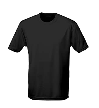 Just Cool Breathable Performance Wicking T Shirt, T-Shirt, Tee ...