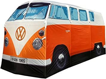 Vw Camper Van >> The Monster Factory Vw Volkswagen T1 Camper Van Adult Camping Tent