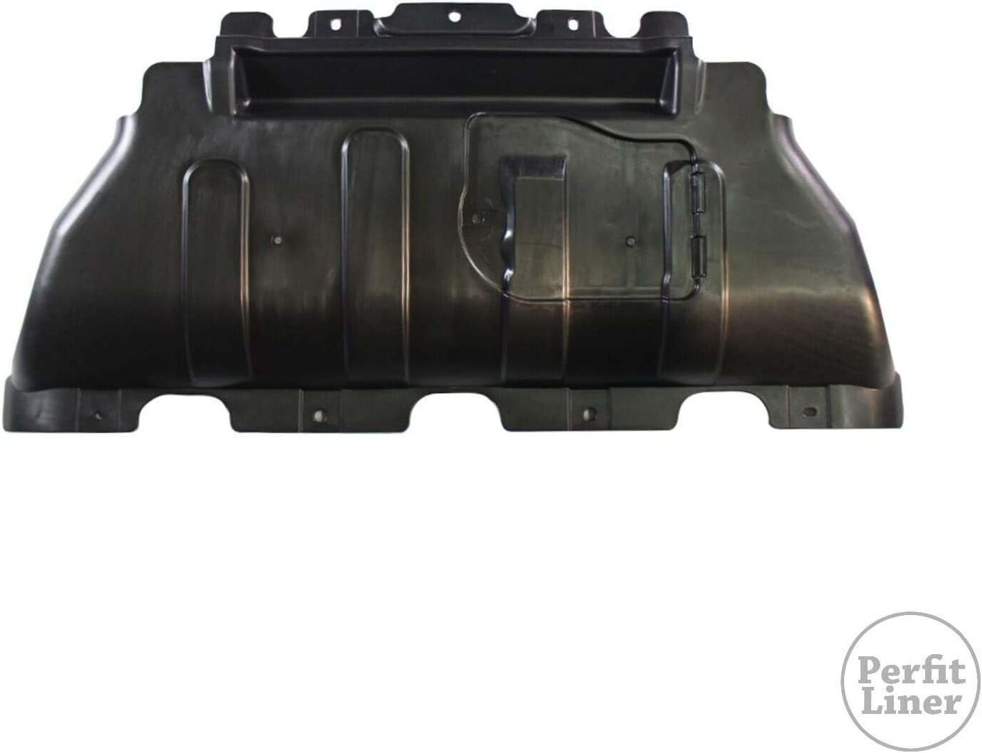Perfit Liner New Replacement Parts Front Front Half Lower Engine Cover For Dodge Charger Without Police Package Fits CH1228107 57010338AD