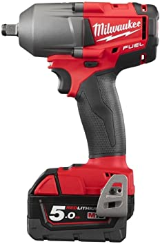 "Charger Milwaukee M18ONEFHIWF34-502X FUEL One Key 3//4/"" Impact Wrench 2 x 5.0Ah"