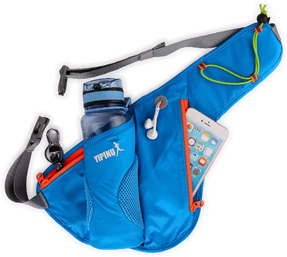 BHCsports Sports Pockets Running Mobile Phone Pockets Outdoor Riding Hiking Bag Waterproof Kettle Bag.