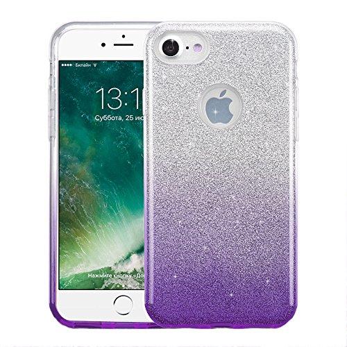 iphone-7-glitter-interior-case-slim-fit-ultra-thin-polycarbonate-silicone-tpu-soft-cover-purple-grad
