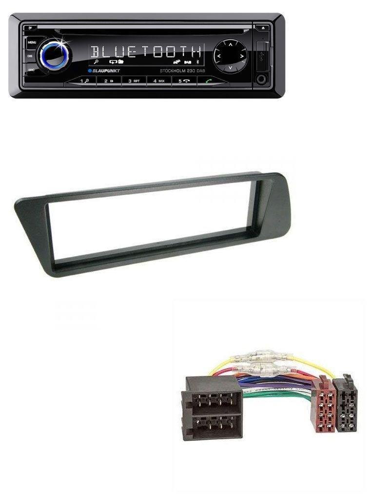 Blaupunkt CD USB SD MP3 DAB Bluetooth AUX de la radio de Peugeot 306: Amazon.es: Electrónica