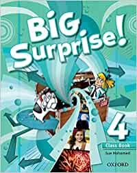 Big Surprise! 4. Class Book - 9780194516396: Amazon.es