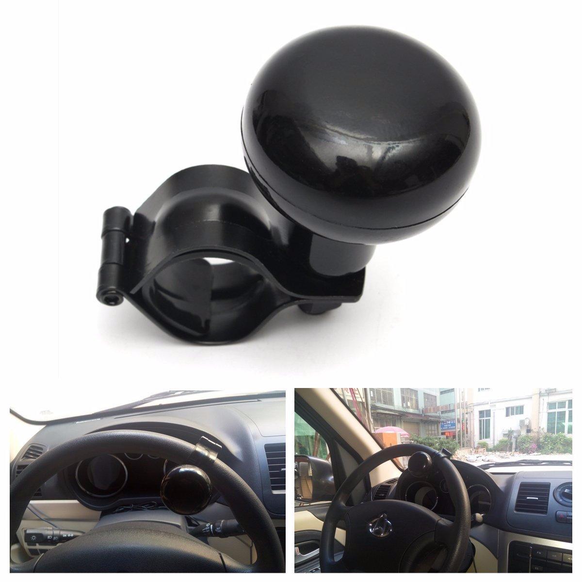 MATCC Auto Lenkrad Ball Booster Lenkhilfe Lenkradknopf Steering Wheel Knob