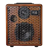 Acus Sound Engineering 03000501 OneforStrings 5 Acoustic Guitar Amplifier - Wood