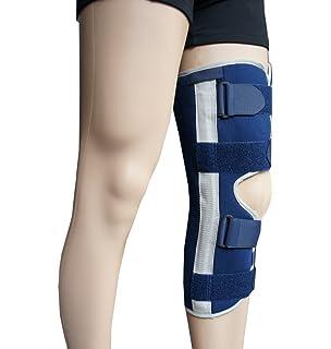 b955341257 Siwei® Knee Braces Grade Advanced Hinged Open Patella Knee Brace Support  Breathable…