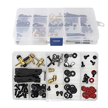Amazon.com: Tattoo Machine Parts - Yuelong DIY Kit of Tattoo Parts ...