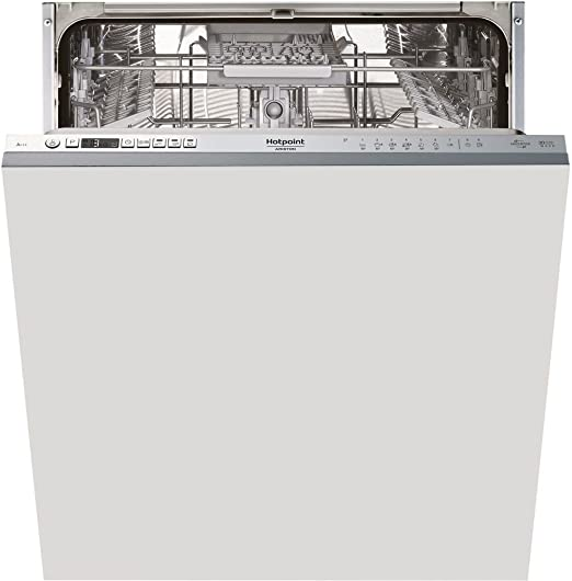 Hotpoint HIO 3O32 W C lavavajilla Totalmente integrado 14 ...