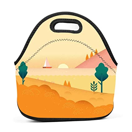 9a5786135fb9 Amazon.com - dreambest Small Refreshing Style Insulated Neoprene ...