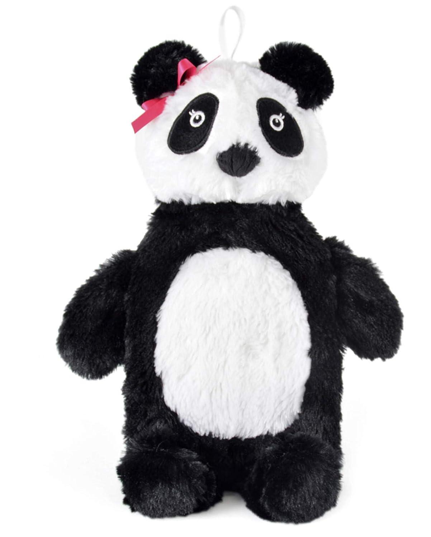 Panda Ours en peluche 750 Bouteille deau chaude et couverture