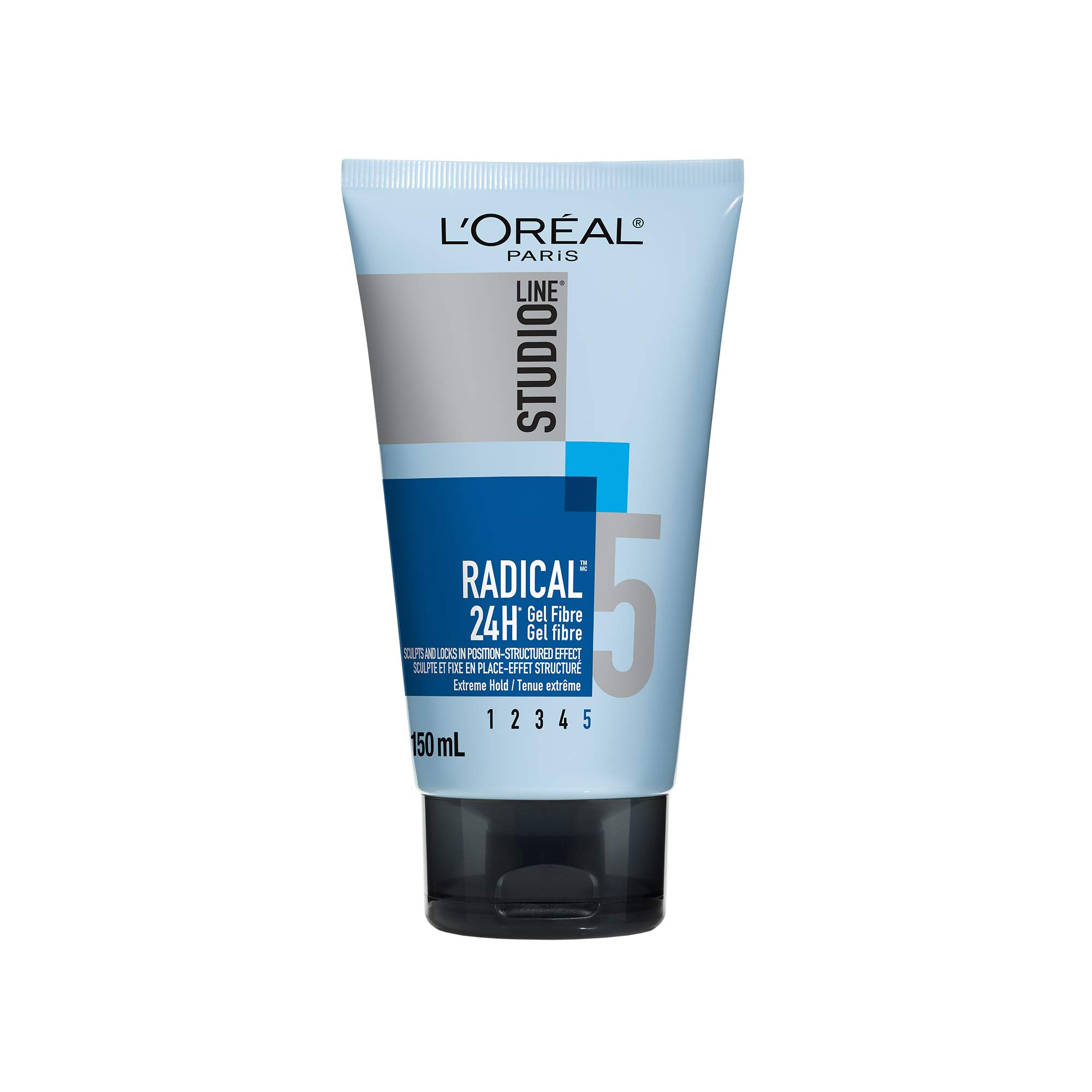 22954850045 L'Oreal Paris Studio Line Special FX Extra Strong Hold Radical Gel, 150ml:  Amazon.ca: Beauty