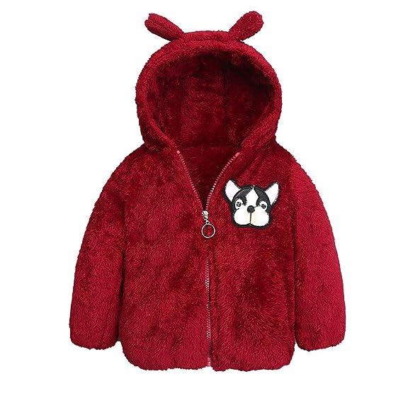7b139bdd09 Zerototens Boy Coat for 1-4 Years Old Kids,Toddler Infant Baby Boys Girls