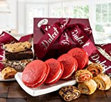 Dulcet's Best Sellers Decadent Whoopee Pies, and Brownie Assortment Gift Basket!