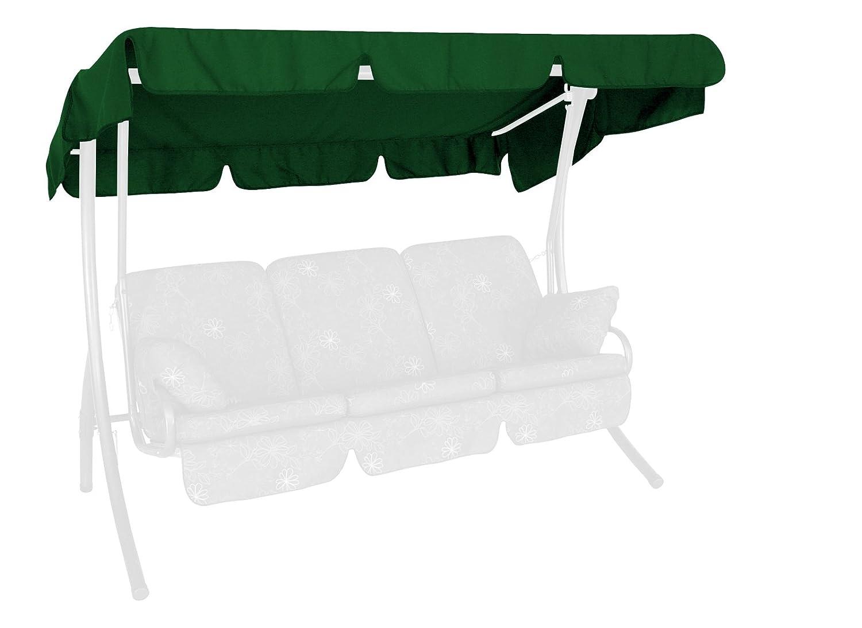 colour terracotta quality Swingtex Angerer 808//11 Canopy for garden swing 210 x 145 cm